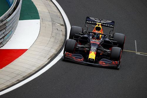 Red Bull cleared over alleged grid drying infringement
