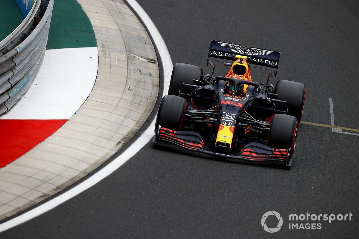Анализ: что лишило Red Bull шансов побороться с Mercedes