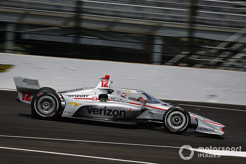 Power desbanca Harvey e conquista pole para GP de Indianápolis