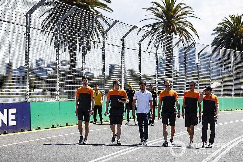 【速報】マクラーレン、オーストラリアGPを棄権。スタッフがコロナウイルス陽性
