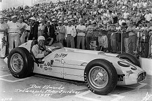 Former Indy 500 Rookie of the Year Edmunds dies aged 89