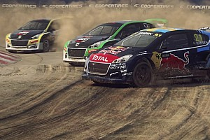 Champion Hansen headlines World RX Esports opener