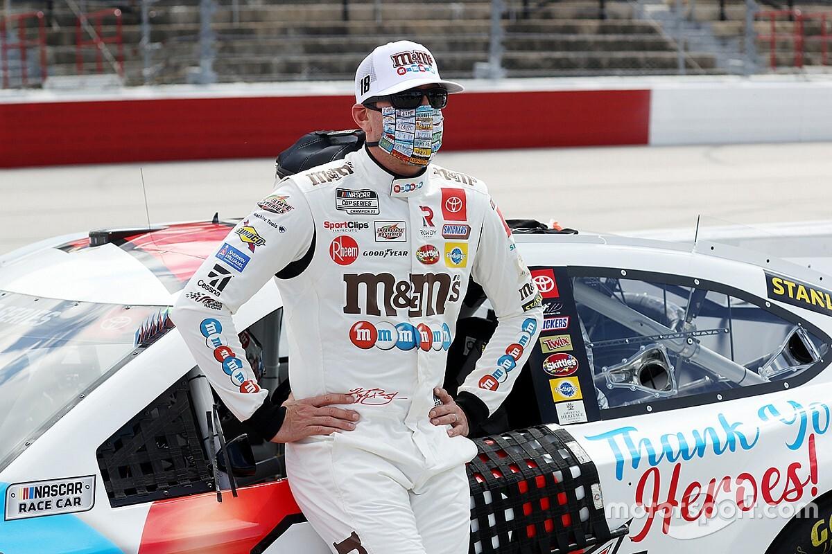 """Kolumne: Wie NASCAR den Motorsport in die """"neue Normalität"""" geführt hat"""