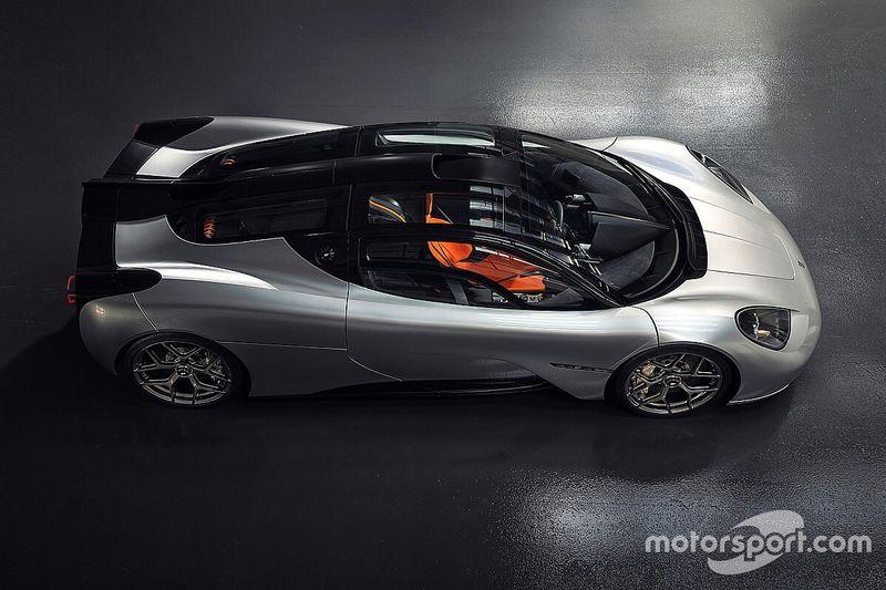 Gordon Murray reveals new £2million T.50 supercar