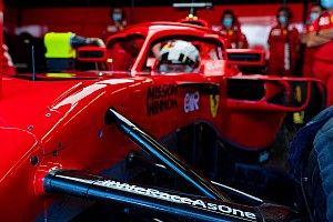 Ferrari faz dia de treinos em Mugello com Vettel e Leclerc em carro de 2018