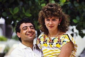 """Video ricordo, Nadia Alboreto: """"Vi racconto il mio Michele"""""""