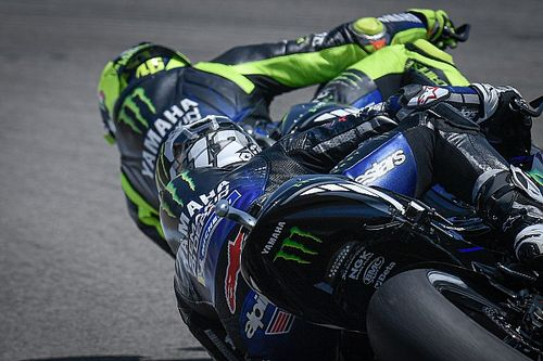 MotoGP小ネタ:「このマシン、ロッシのだよ」ビニャーレス、決勝日朝の失敗