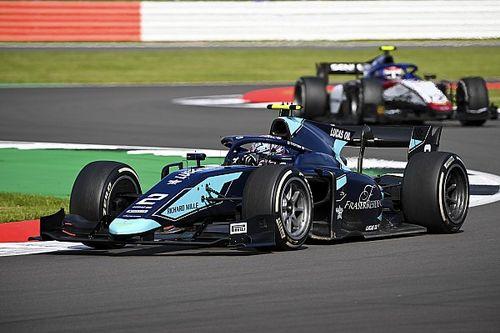 Silverstone F2: Sprint yarışının galibi Ticktum!