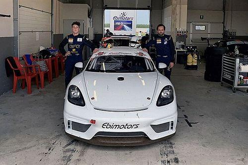 GT Italiano: la Ebimotors è completa con Gnemmi-De Castro-Pera