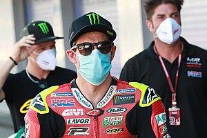 Crutchlow blessé et absent de la course de Jerez