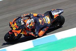 KTM y Espargaró trabajarán juntos hasta el último día