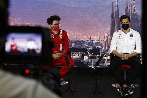 Wolff: F1 tem que fazer tudo para ter novos motores em 2025