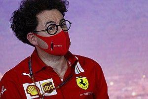 """Binotto: """"Il valore della Ferrari non è quello visto ieri"""""""