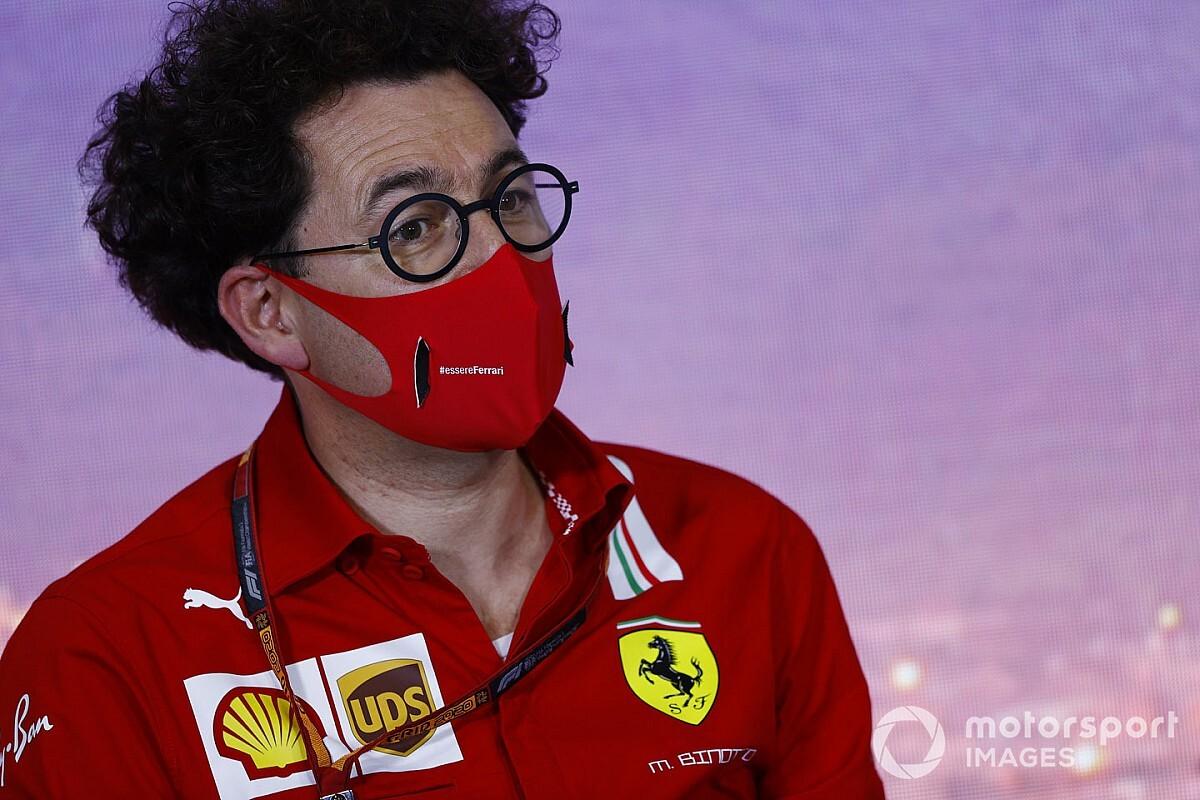 Бинотто: Ferrari пожертвовала квалификацией, ожидая дождь в гонке
