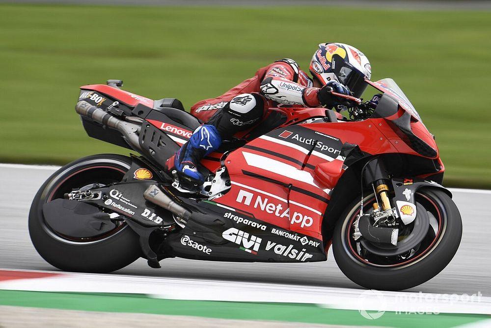 Ducati-Dovizioso: la decisione dopo i due GP in Austria