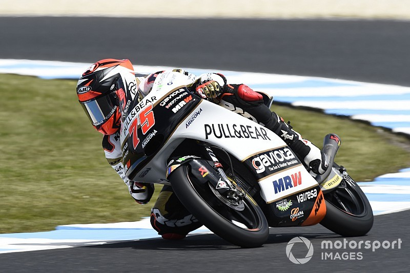 Moto3オーストラリア:アレナスが大激戦制す。鈴木竜生が4位獲得