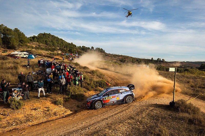 """Neuville: """"Nog altijd goed geplaatst voor wereldtitel WRC"""""""