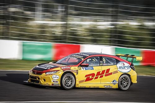 Coronel met Boutsen Ginion in TCR Europa