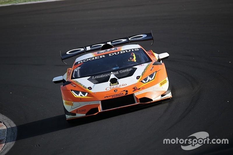 Lamborghini, USA-Asia: in Gara 1 trionfano Cozzolino-Yazid e Lewis-Snow