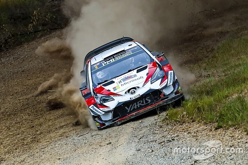 WRC, Rally Argentina, PS1: Tanak parte forte davanti a Ogier e Meeke