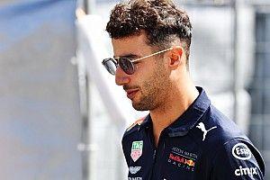Ricciardo, Austin'de podyumsuzluk serisine son vermek istiyor
