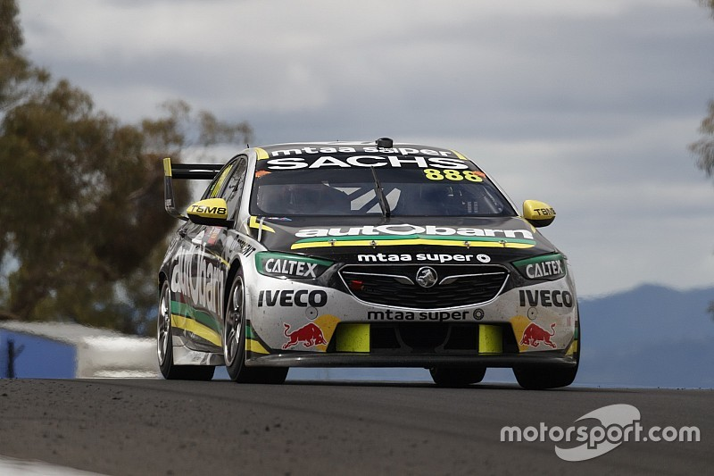 Lowndes gets new backing for New Zealand Supercars round
