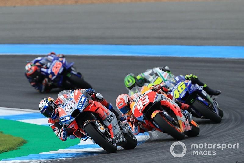 Rossi und Co.: Einheitsreifenausrüster gut für die MotoGP?