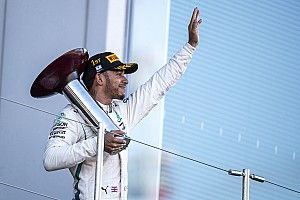 Zo legde Hamilton beslag op zijn vijfde Formule 1-titel