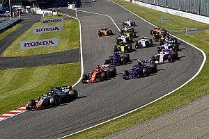 La Fórmula 1 abandona la idea de cambiar el sistema de puntuación