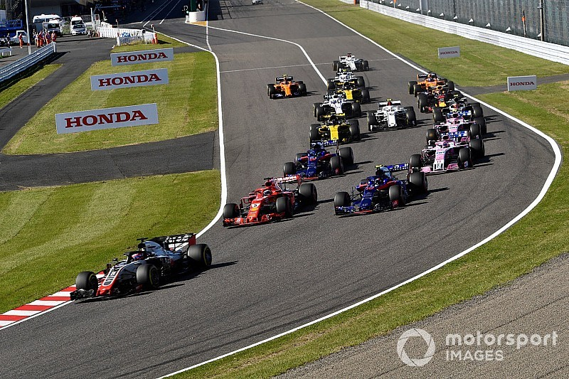 Formula 1 abandons idea of points system change