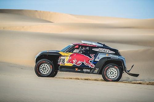 Peterhansel vence 3º estágio do Dakar; Sainz despenca