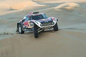 Peterhansel gana la tercera del Dakar y Al-Attiyah asume liderato