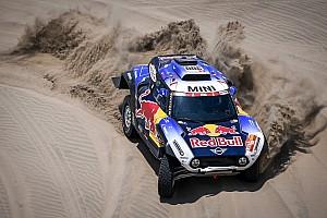 Sainz dicht bij nieuwe deal met Mini voor Dakar Rally