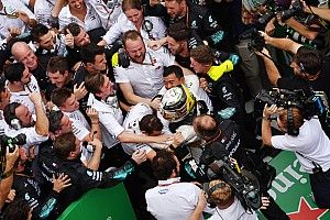 Mercedes acaricia la leyenda de Ferrari en la F1