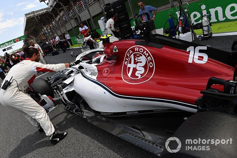 ザウバー、F1から消える。『アルファロメオ・レーシング』へ名称変更