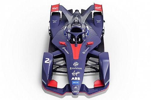 Fotogallery: mostrata la livrea della Envision Virgin Racing