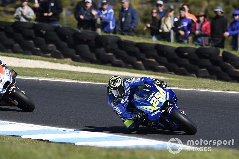 "Iannone will ""never understand"" why Suzuki let him go"