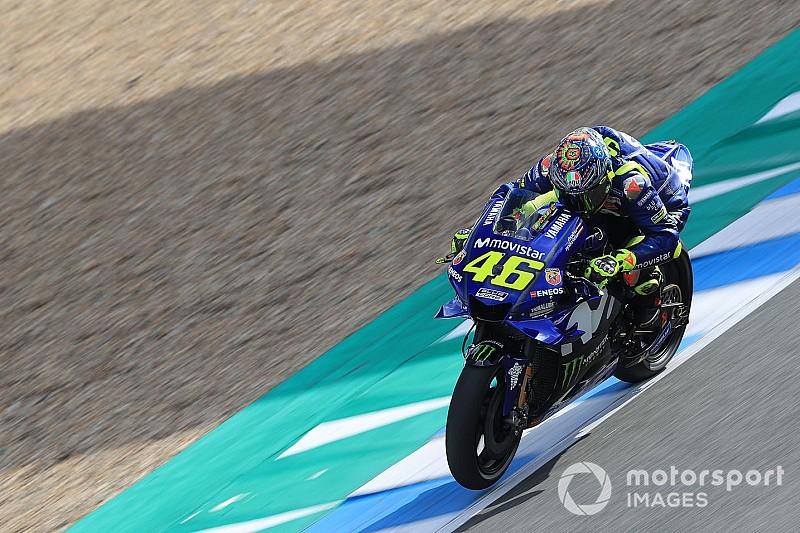 """Rossi veut que Yamaha soit réaliste: """"Ça n'est pas suffisant"""""""