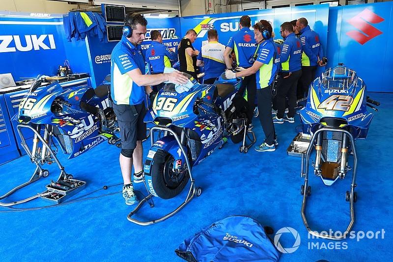 Suzuki nach produktivem Jerez-Test vor zwei Entscheidungen