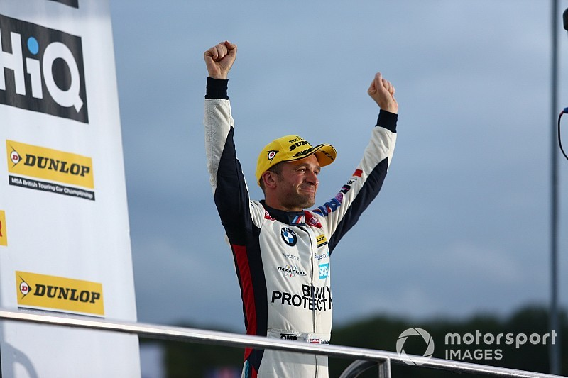 Turkington to defend BTCC title with WSR