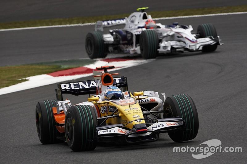 """Kubica: """"Alonso nemcsak az egyik legjobb, hanem a legjobb a Forma-1-ben"""""""