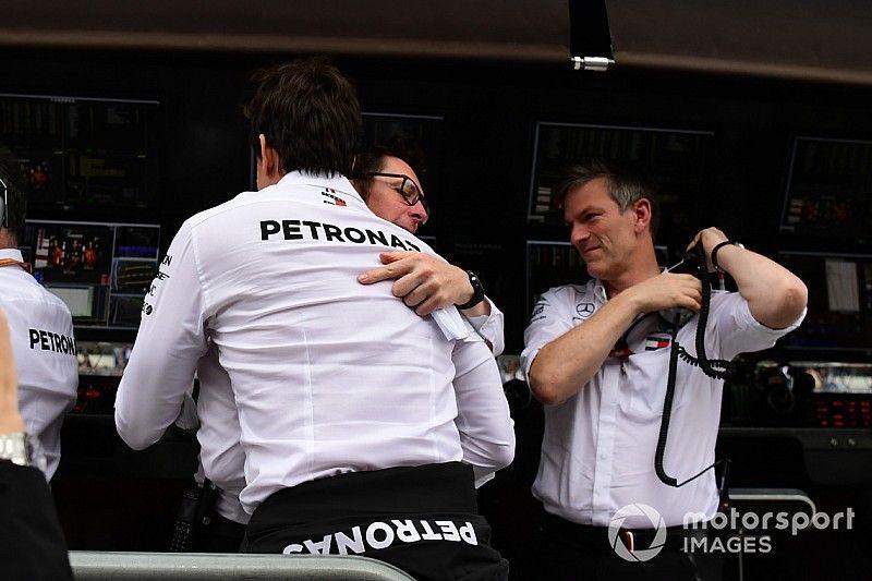 Allison destaca el trabajo de Mercedes y de Lewis Hamilton en el campeonato