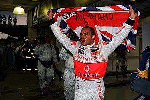 """Hamilton: """"No sé cómo me habría recuperado si hubiese perdido el título en 2008"""""""