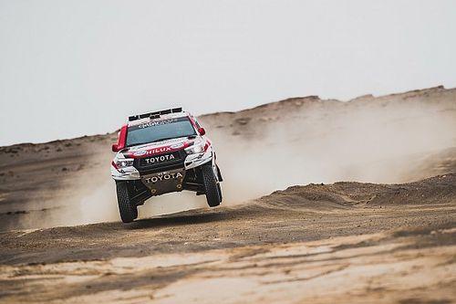 Al-Attiyah vence estágio e fica perto de título do Dakar