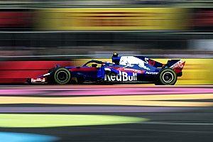 Mesin terbaru Honda siap kembali untuk GP Brasil