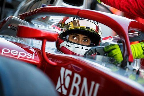 Gelael ingin bertahan di Prema untuk F2 2019