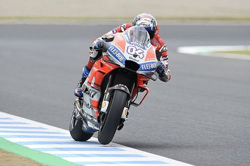 MotoGP Motegi: Dovizioso harika turuyla pole'de, Marquez altıncı