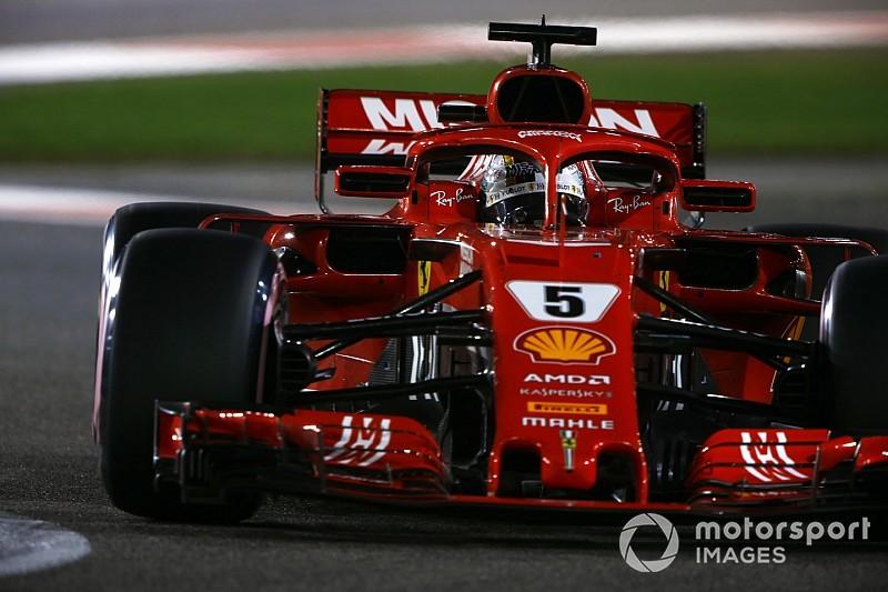 """Vettel: """"Peccato per la prima fila, ma domani partiremo con le Ultrasoft e daremo tutto"""""""