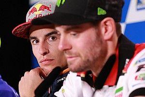 """Crutchlow : """"Márquez est meilleur pour piloter le package Honda"""""""