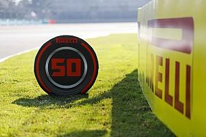 A következőképpen koptak a Pirelli abroncsai a Brazil Nagydíjon